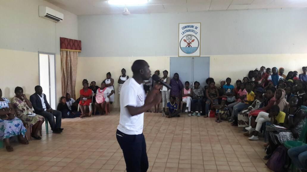Le Réveil au contact des Lastoursvillois dans l'Ogooué-Lolo